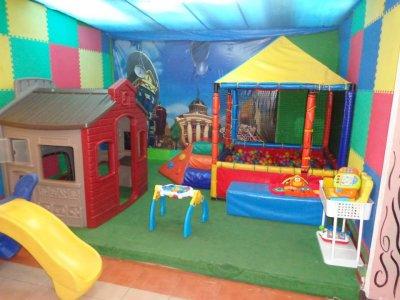 Fiesta infantil 4 horas con taquiza col Centinela