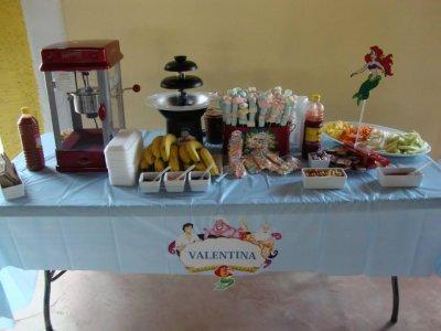 Agua Escondida Salones de Fiestas Infantiles