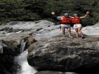 All the fun of canyoning