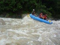 Rafting adrenaline