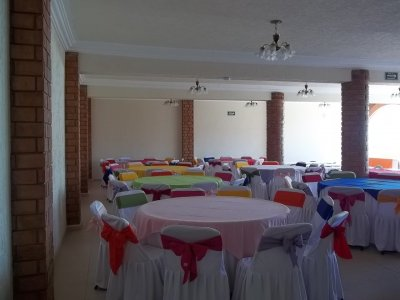 Kids party in Toluco