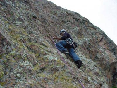 Taller de rappel y escalada 10 hora en Guanajuato