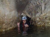 Espeleología en el Río Chontalcoatlán 1 día