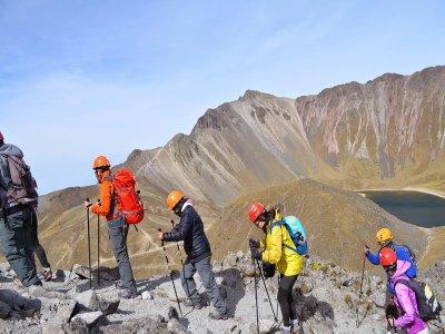 Caminata en el Nevado de Toluca a Pico del Fraile