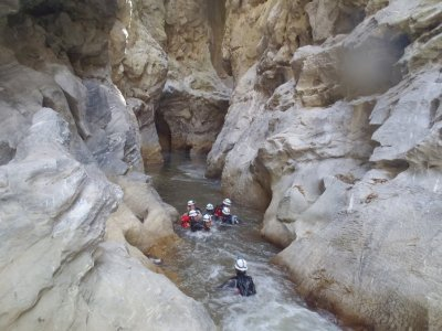 1 day caving in San Jeronimo underground river