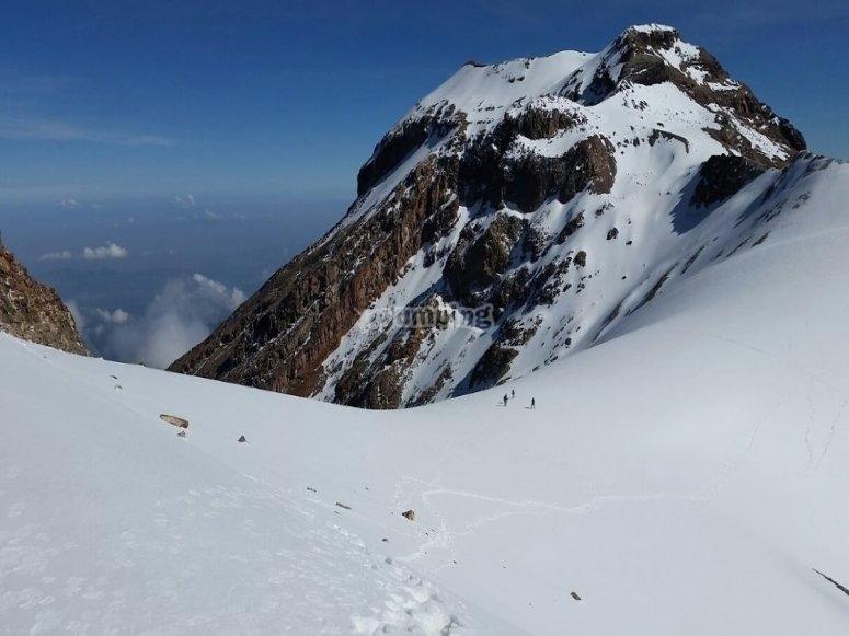 alpinismo en mexico