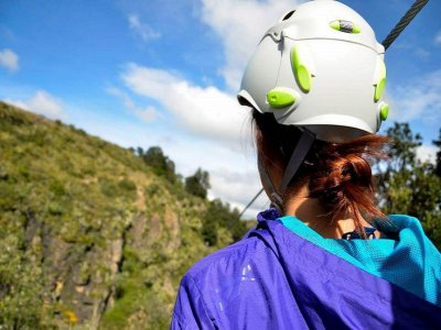 2 day adventure trip + rappel + zipline