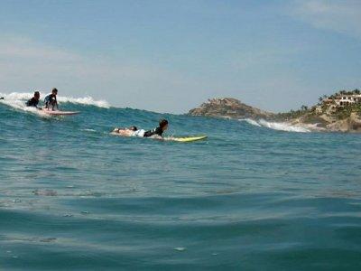 Surf classes 3h Costa Azul Los Cabos
