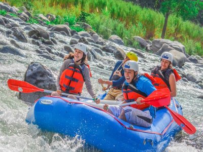 Rafting in Los Pescados and Antigua Rivers