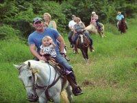 Horseback riding for child 1h Sayulita