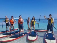 Equipo Paddle Surf