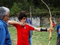Aprender el arte del tiro al arco