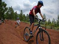 Aventure pour tous les âges à vélo