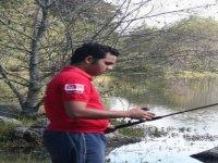 Pêche dans le lagon