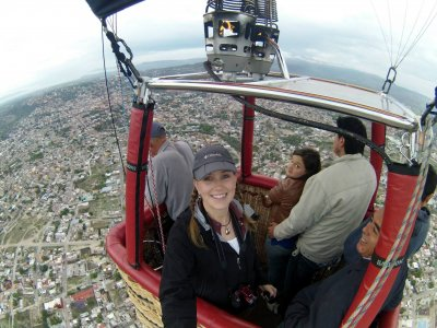 Coyote Canyon Adventures Vuelo en Globo