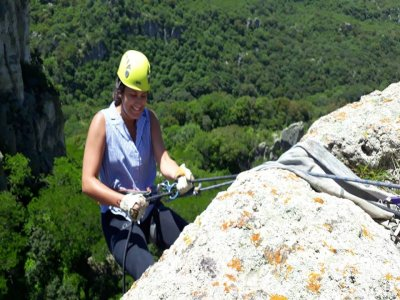 Coyote Canyon Adventures Rappel