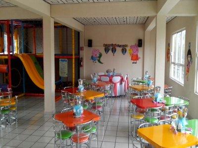 Cuautitlán Izcalli children's party on weekends