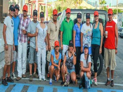 Tour privado por Baja California Sur en Jeep