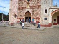 Entrance to Churches