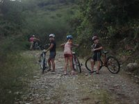 Small cyclists