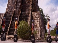 Segway in the Mayan world