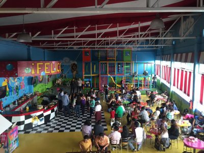 Kids' Party in Iztapalapa, All Included