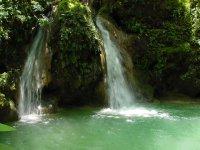 Visita cascadas