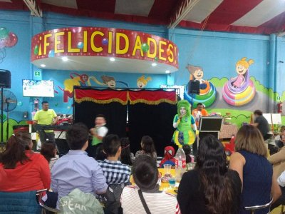 Party for kids and adults in Iztapalapa