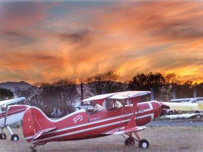 Acrobatic Aircraft Flight Nuevo León