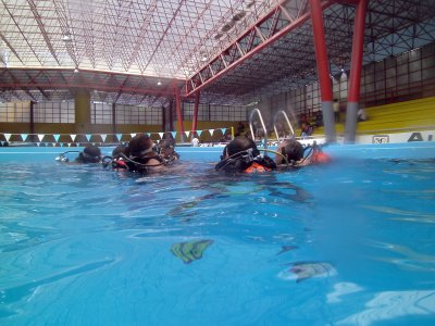 Basic snorkeling course Mexico City