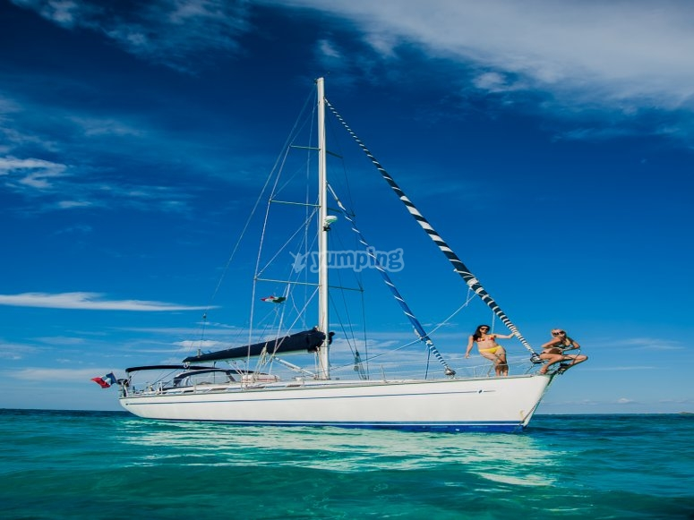 Boat photoshoot.