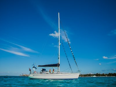Sailboard on Holbox. Isla Mujeres-Cozumel. 7 days