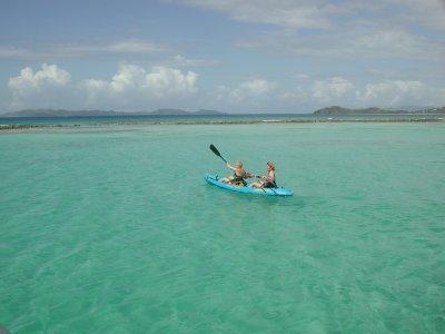 Luna Sea Charters Kayaks