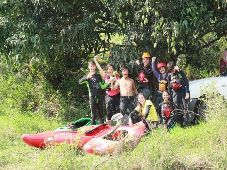 curso kayak