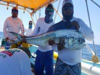 pesca de troleo