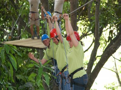 Zip line in Veracruz special offer