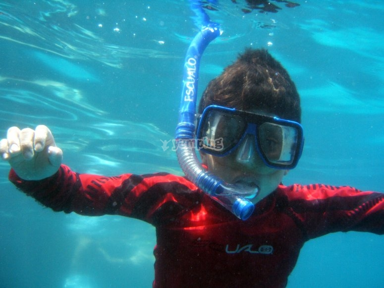 Snorkel in class