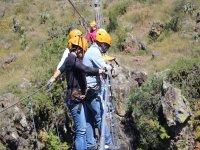 Multi-adventure camp in San Miguel de Allende