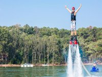 Flyboard, Waterski, Quad and Bike in Valle Bravo