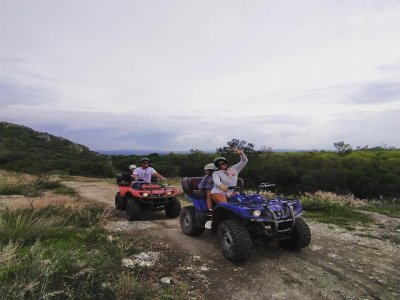 Quad in San Miguel and zip line
