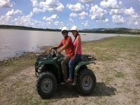 Enjoy an exciting tour aboard your ATV