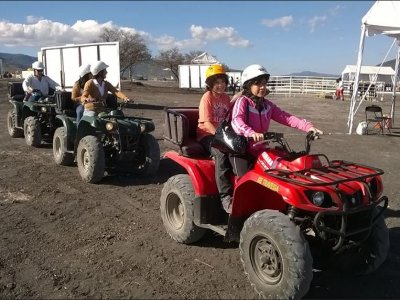 Shared quad bike San Miguel 3 hours