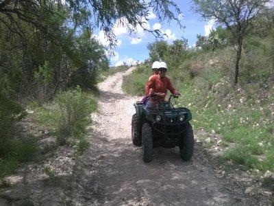 Shared quad bike San Miguel 3 hours
