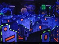 Labyrinth of lights