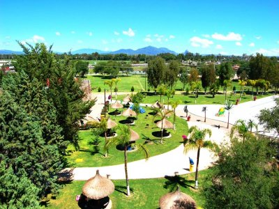 Camping for adults in Termas del Rey