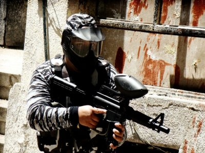 Brujo Paintball