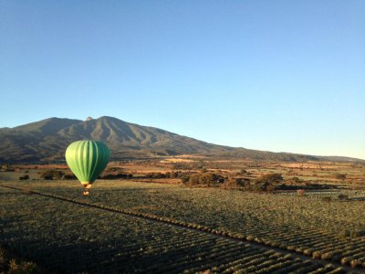 Hot Air Ballon Ride + Tequila Tasting, Jalisco