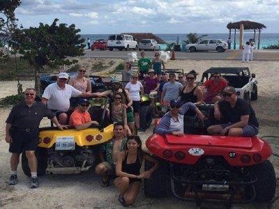Tour  Buggy en Grupo  Cozumel