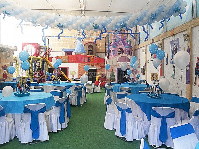 salon de fiestas