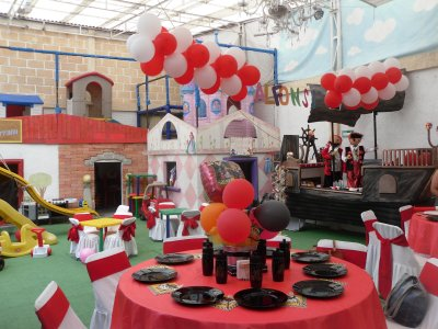Party hall in Tlalpan